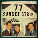 77 SUNSET STRIP      ***   1959 TV Soundtrack LP