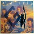 "GIUFFRIA      "" Silk & Steel ""       1986 Metal LP"