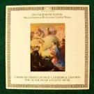 FRANZ JOSEPH HAYDN ~ Missa in honorem Beatissimae Virgins Mariae   LP