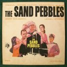 THE SAND PEBBLES  ~  1966 Original Motion Picture Soundtrack LP    Steve McQueen