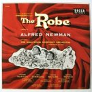 THE ROBE   ~   1953 Movie Soundtrack LP     Richard Burton / Jean Simmons