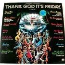 THANK GOD IT'S FRIDAY   ~   1978 Original Motion Picture Soundtrack  DOUBLE LP