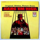 HANG 'EM HIGH   ~   1968 Original Motion Picture Score LP