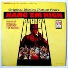 HANG 'EM HIGH   ~   1968 Original Motion Picture Score LP