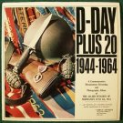 D-DAY PLUS 20 / 1944 - 1964  ~   1964 Documentary Recording LP  *  36-Booklet