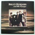 BRUCE HORNSBY and the RANGE  ~  The Way It Is        1986 Pop Rock LP