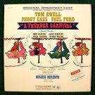 A THURBER CARNIVAL   ~   1960 Original Broadway Cast  LP
