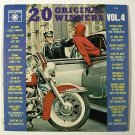 20 ORIGINAL WINNERS   /    1965 Various Artists LP     1950's - 60's Hits