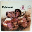 JOSE FELICIANO  ~  Feliciano!        1968 Folk / Rock LP