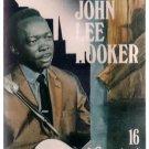 JOHN LEE HOOKER  ~  16 Greatest Hits    Cassette