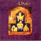 Mental Jewelry by Live (CD, Dec-1991, Radioactive Records)
