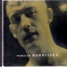 The  World of Morrissey by Morrissey (Steven Patrick Morrissey) (CD, Feb-1995, W