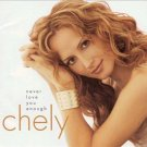 Never Love You Enough by Chely Wright (CD, Sep-2001, MCA Nashville)