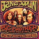 Live at Winterland '68 by Janis Joplin (CD, Jun-1998, Columbia/Legacy)