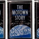 THE MOTOWN STORY / The First Twenty-Five Years    Lot of ( 3 ) Cassettes