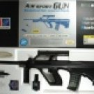 BE-M8-1 Airsoft Metal Gear Steyr Aug Style
