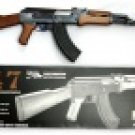 CM0506 Airsoft Full Size AK-47 with Full Metal Body