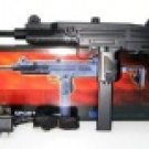 D91 Airsoft Full Size Uzi Style Electric airsoft gun