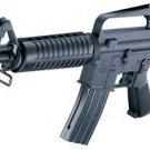 MR711: M16 Style M4A1 Sniper spring powered airsoft gun rifle,