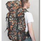 Extra Large Backpack with Elusion Camouflage by Michael Collins
