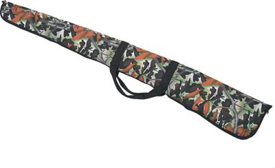Shotgun Carrying Case with Elusion Camouflage by Michael Collin