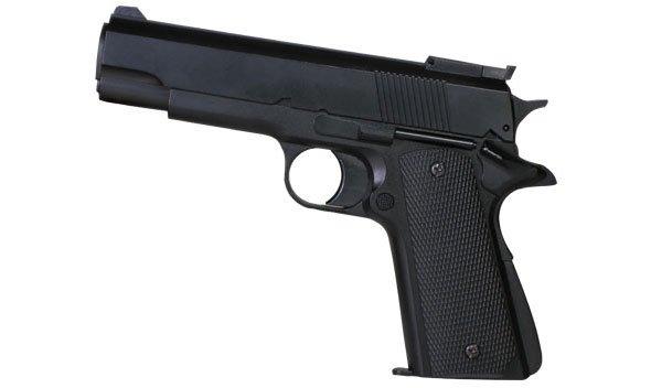 HFC 1911 Commander airsoft gun non blowback