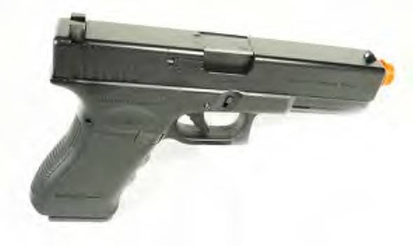 Glock 17 Style Blowback airsoft gun  pistol