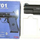 Tokarev - Full Metal Spring airsoft pistol gun Full Metal excact copy of the com-block tokarev