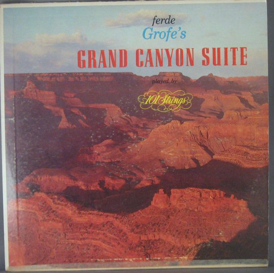 Grand Canyon Suite played by 101 Strings