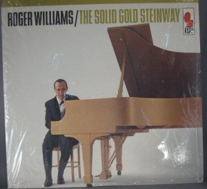 Roger Williams/The Solid God Steinway