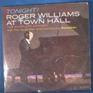 Tonight Roger Williams At Town Hall - The Complete Concert (2LP)