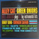 Alley Cat Green Onions Bill Justis plays 12 big instrumental hits - Vinyl LP