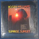 """Sunrise, Sunset""  - Roger Williams  - Vinyl LP"