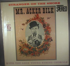 STRANGER ON THE SHORE - MR. ACKER BILK - (Vinyl LP)