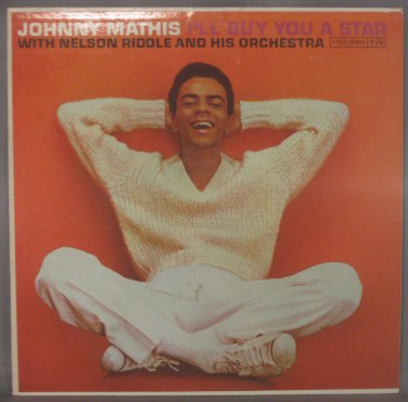 Johnny Mathis I'll Buy You A Star  (Vinyl LP)