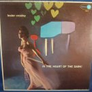 lester crosley IN THE HEART OF THE DARK! Vinyl LP