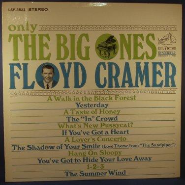The Big Ones - Floyd Cramer - Vinyl LP