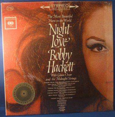 NIGHT LOVE BOBBY HACKETT - Vinyl LP