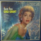 Torch Time GOGI GRANT - Vinyl LP