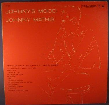 JOHNNY'S MOOD - Johnny Mathis - Vinyl LP