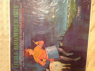 The Little Drummer Boy - Vinyl LP