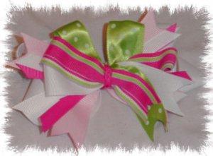 Shortcake Bow