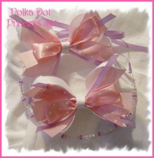 Polka Dot Pirncess Set
