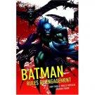 Batman: Rules of Engagement TPB