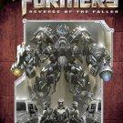 Transformers: Revenge of the Fallen: Alliance TPB