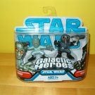 Star Wars: Galactic Heroes: Duros & Garindan, MOC
