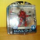 McFarlane Halo 3: Spartan Soldier Hayabusa (Red), MOC