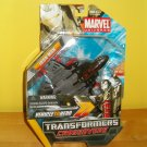Marvel: Transformers Crossovers: Iron Man (Stealth Mode), MOC