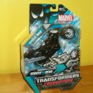 Marvel: Transformers Crossovers: Spider-Man (Black Costume), MOC