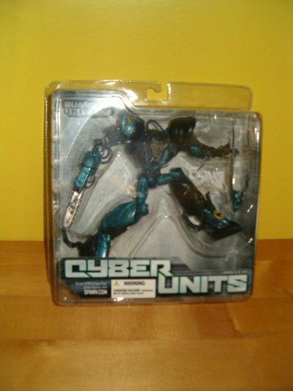 McFarlane: Spawn: Cyber Units 001 Guardian Figure, MOC
